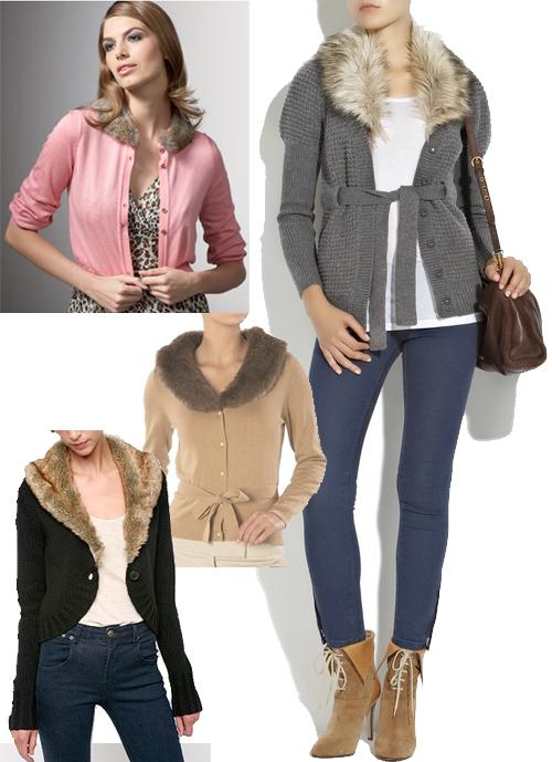 Fur-collar-cardigan1