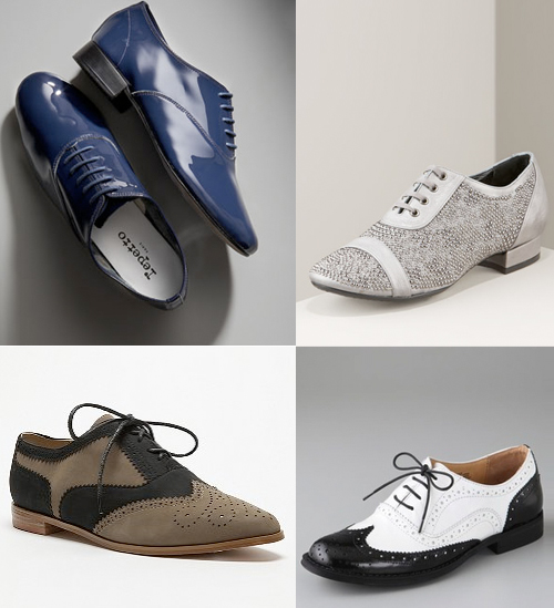 Menswear-oxfords