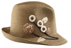 Fedora-in-tan-with-flower-appliqués-from-eugenia-kim-for-target2-300x201